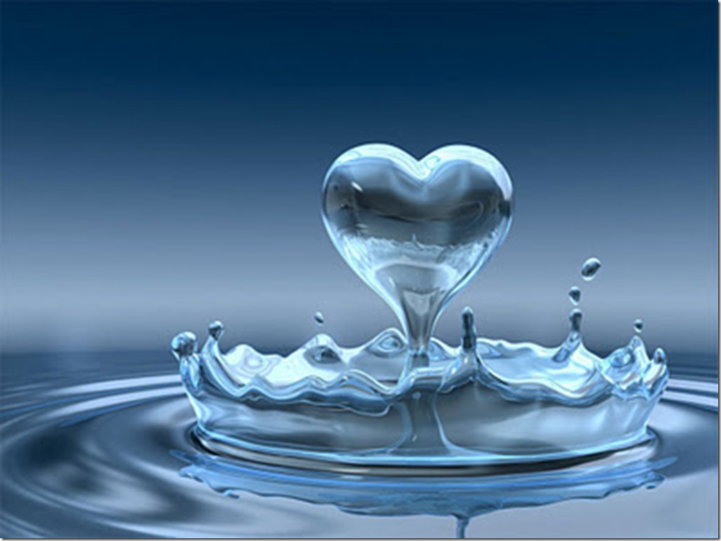 agua-corazon bautismo